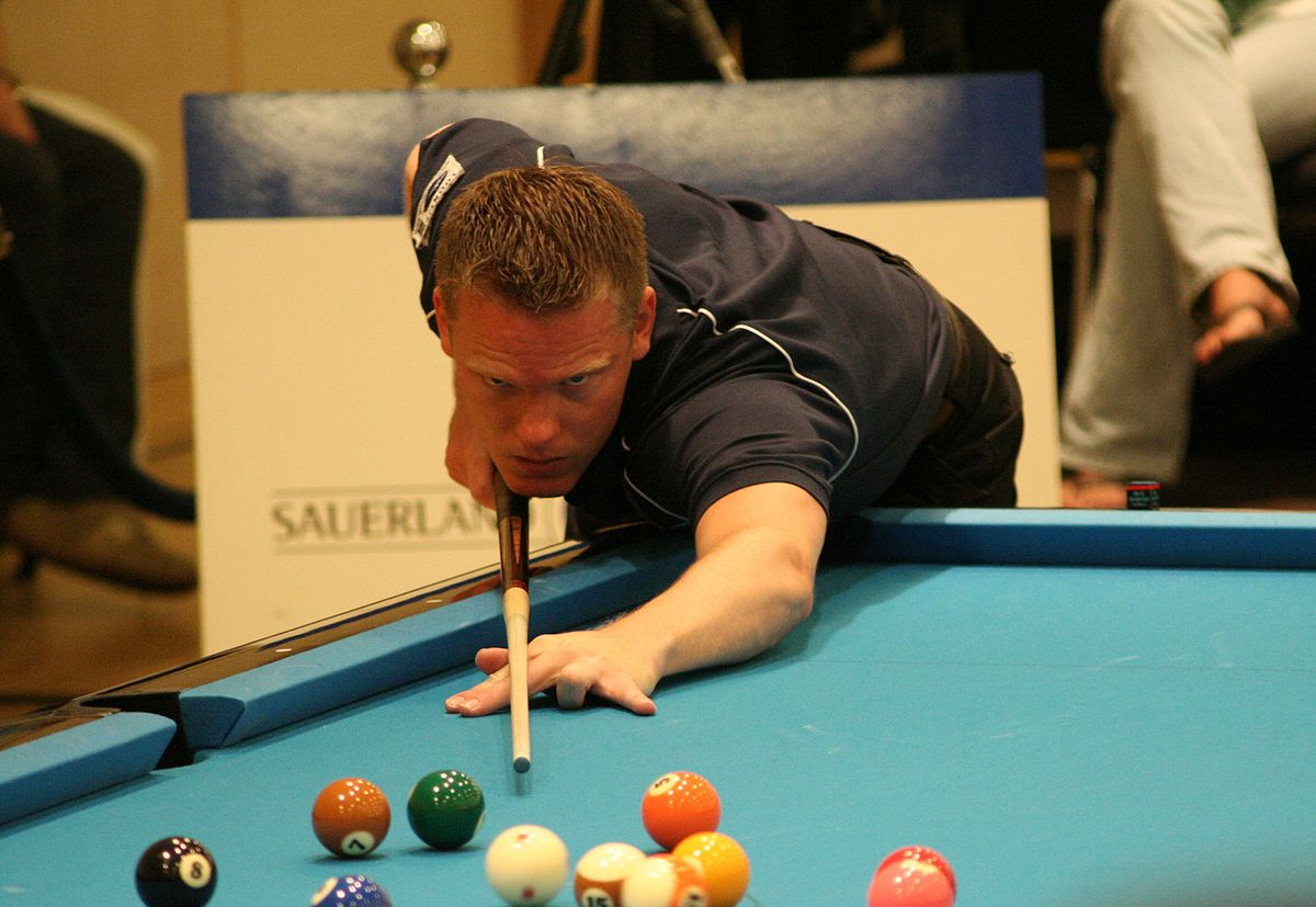 Pool cue sports wikipedia for Pool design game