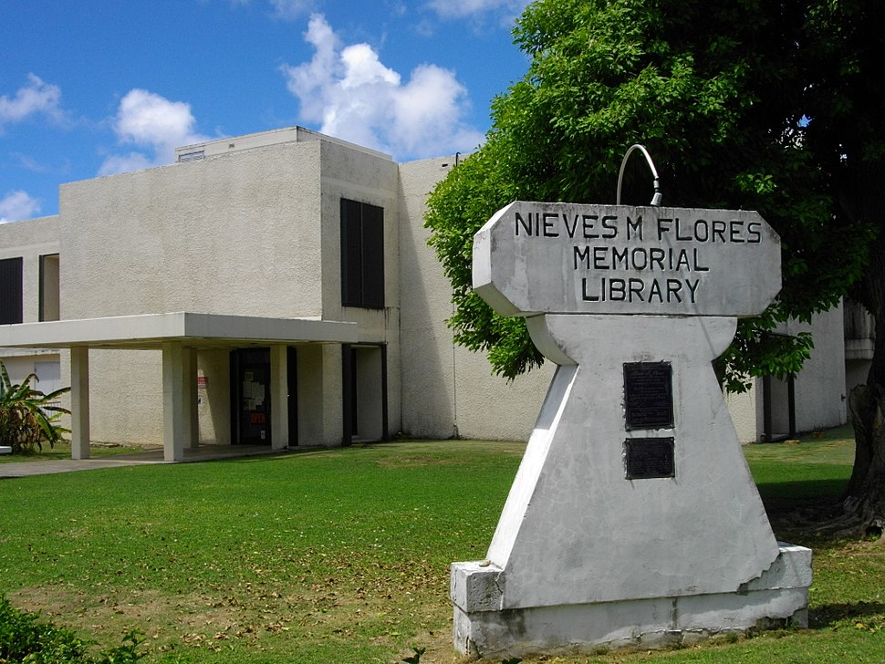 Nieves M. Flores Memorial Library