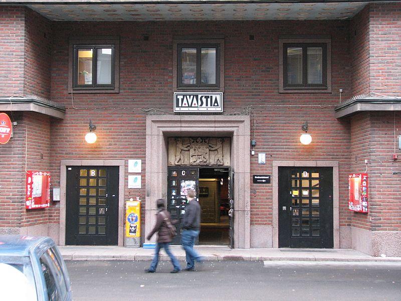 Entrada del Tavastia Club