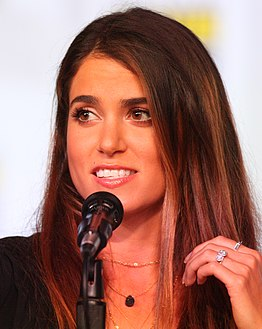 Reed at the 2012 Comic-Con in سان ڈیگو.