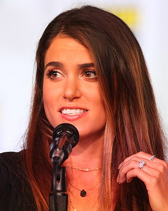 Nikki Reed - Reed at the 2013 Comic-Con in San Diego.