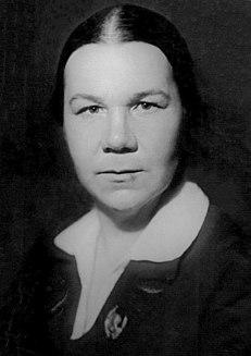 Klavdiya Nikolayeva Russian revolutionary and womens rights activist (1893-1944)