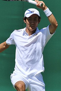Yoshihito Nishioka Japanese tennis player
