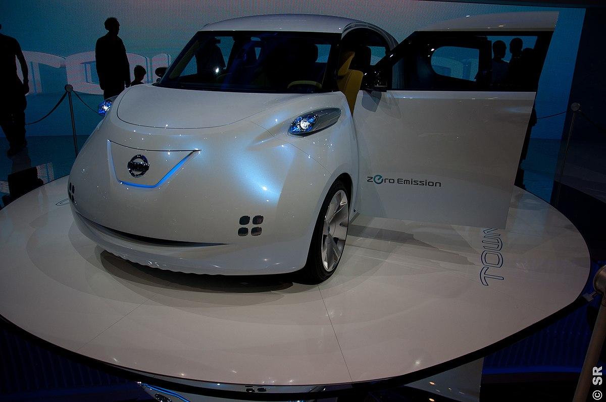Nissan Townpod - Wikipedia