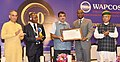 "Nitin Gadkari at the 50th Foundation Day Celebration of WAPCOS- ""Transcending Boundaries- Touching Lives"", in New Delhi (4).JPG"