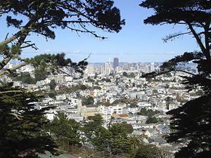 Noe Valley, San Francisco - Noe Valley in 2013