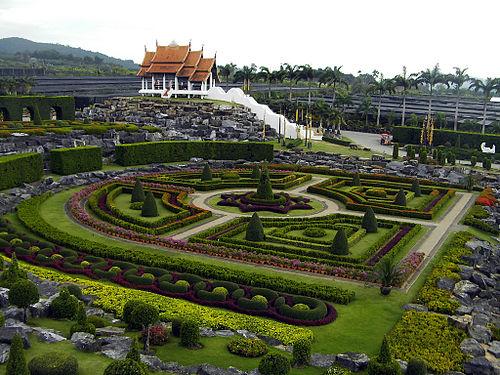 Nong Nooch Tropical Botanical Garden Wikipedia