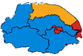 NorfolkParliamentaryConstituency2001Results.png
