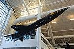North American X-15 mockup, 1958 - Evergreen Aviation & Space Museum - McMinnville, Oregon - DSC01050.jpg