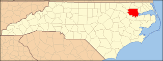 National Register of Historic Places listings in Bertie County, North Carolina