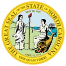 North Carolina delstatssegl