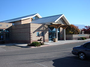 North Valley, New Mexico - North Valley Library