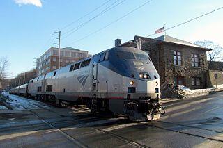 <i>Vermonter</i> (train) Amtrak service in the northeast United States