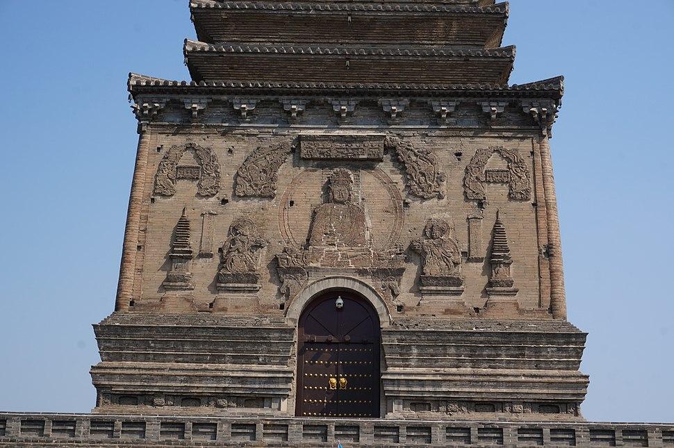 Northern Chaoyang Pagoda 06 2015-09