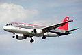 Northwest Airlines Airbus A320-212; N334NW@DCA;19.07.1995 (6083495677).jpg