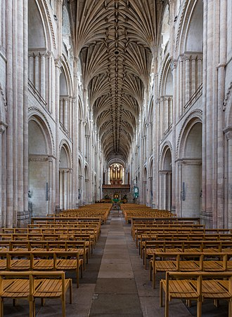 Norwich Cathedral - Nave