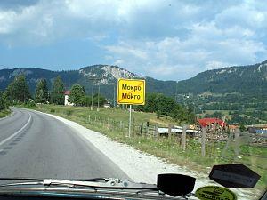 Mokro, Pale - Image: Not Wet, Bosnia (3801779595)