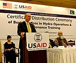 Nov 20, 2014- Certificate Distribution Ceremony of Training of Best Practices in Hydro Operations & Maintenance (15647581148).jpg