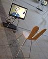 Now interviews, Hans Ulrich Obrist, Architecture Biennale (5177887875).jpg