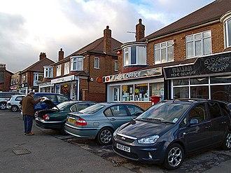 Nunthorpe - Image: Nunthorpe Shops geograph.org.uk 1061042