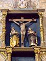 Oñate - Monasterio de Bidaurreta, retablo plateresco 12.jpg