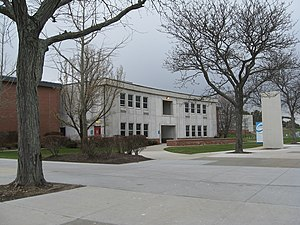 Ocean County College - The Russell Building