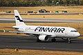 OH-LXM Airbus A320-200 Finnair DUS 2018-07-31 (4a) (42318716320).jpg