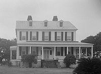 Oak Island (House), County Road 768 vicinity, Edisto Island (Charleston County, South Carolina).jpg