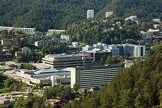Borough in Western Norway, Norway