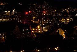 Obertrubach Lichterfest 2021