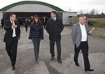 Obisk ministrice za obrambo v Letalskem centru Cerklje ob Krki 04.JPG