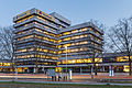 Office building Postbank Celler Strasse Mitte Hannover Germany 01.jpg