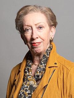 Margaret Beckett British Labour politician