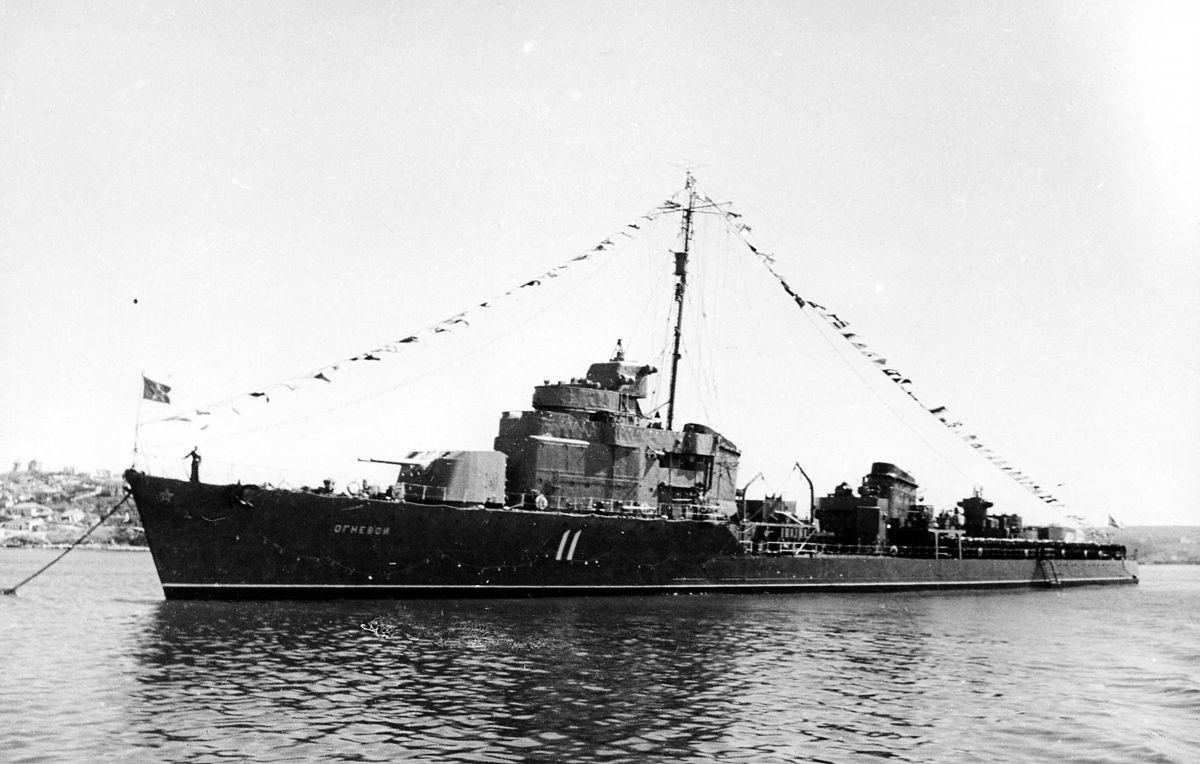 Ognevoy-class destroyer - Wikipedia