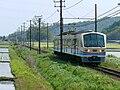Ohmi Railway Main Line Kawabenomori 700.JPG