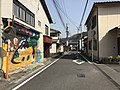 Oita Prefectural Road No.540 near Onoya Station.jpg