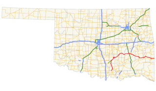 Oklahoma State Highway 1 highway in Oklahoma