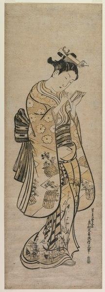 okumura masanobu - image 6