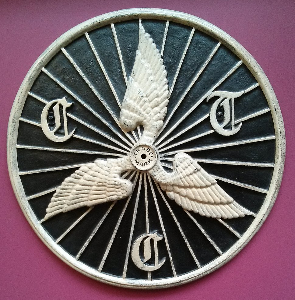 Old CTC sign