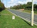 Old Milepost - geograph.org.uk - 1535219.jpg
