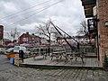 Old warehouse crane - geograph.org.uk - 1802810.jpg