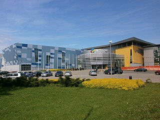 multi-functional sports facility in Riga, Latvia