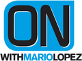 On With Mario Lopez logo.png