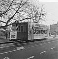 Opdracht Columbia, tram met reclame voor Casino Royale, Bestanddeelnr 920-9384.jpg