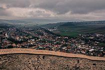 Orasul Rupea vazut din Cetatea Rupea 2.jpg