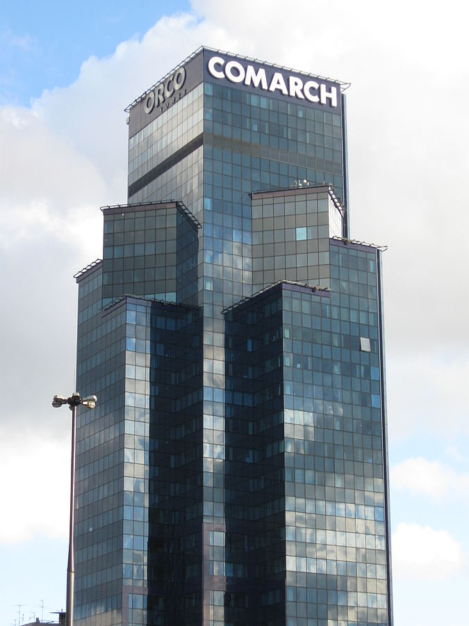 Central Tower (Warsaw)