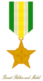 Order of Service - Golden Arrow of Achievement GUYANA.PNG