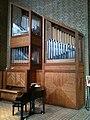 Organ at Sankt Hans kyrka, Lund, Sweden.JPG