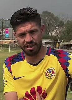 Oribe Peralta Mexican footballer