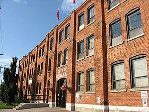 Orillia City Council - Image: Orillia City Hall